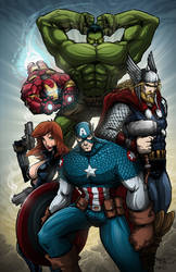 Assemble by Greathouse