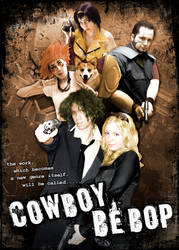 Cowboy Bebop Cosplay Poster by Greathouse