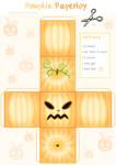 pumpkin papertoy - draft