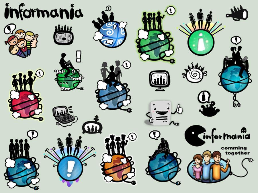 Logos - Informania