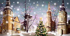 christmas in Hohen Neuendorf