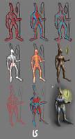 Project Chris Creature - Phase 03 Part01