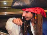 Captain in the Underground by einaqua