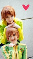 I Am You! (Chie Satonaka, Persona 4 Cosplay)