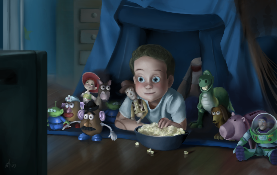 Freeze Frame - Toy Story 3 by Jullith on DeviantArt