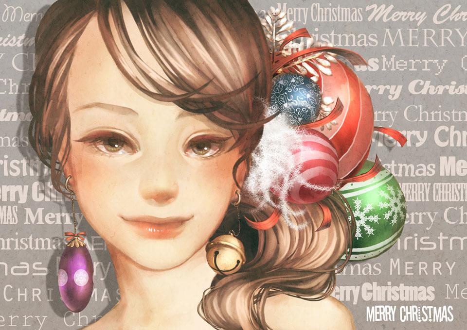 merry christmas everyone by y-u-k-i-k-o