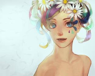 Daisy by y-u-k-i-k-o