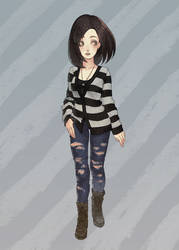 Outfit Inspiration 5 by y-u-k-i-k-o