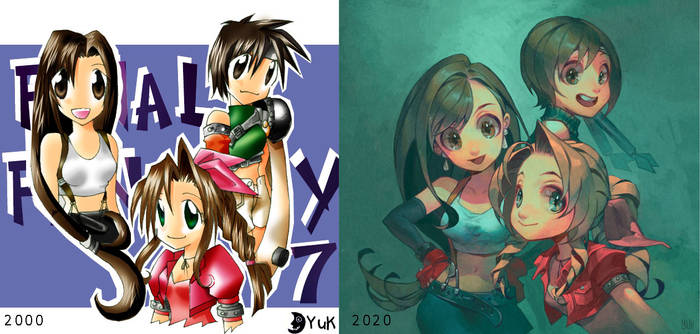 20 Years After: FF7