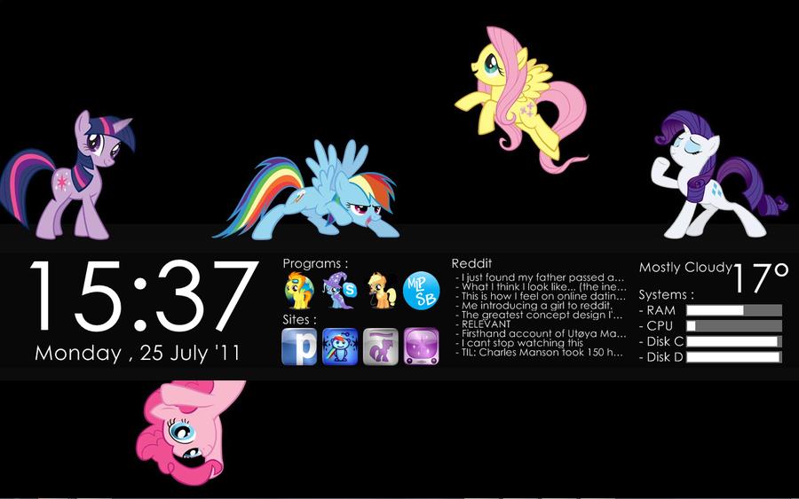 Mlp Desktop Backgrounds