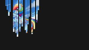 Rainbow Dash - Wallpaper [V.1]