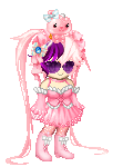 Cute Pink/Purple Gaia Avatar (AMCApril)