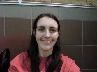 My Selfie at Anime Blast Chattanooga 2014