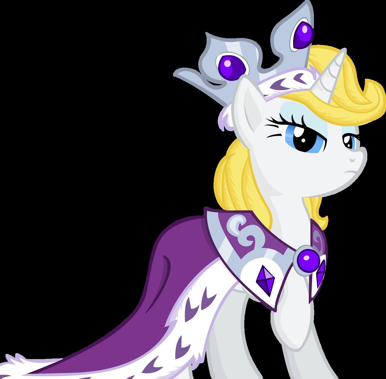 Princess platinum vector by anevilzebra on deviantart