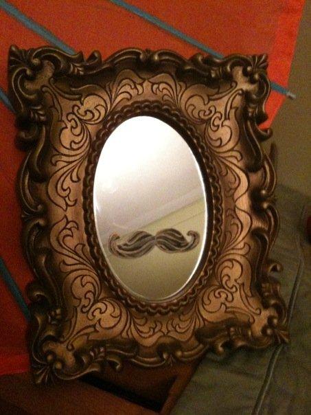 Mustache by CutlassFury