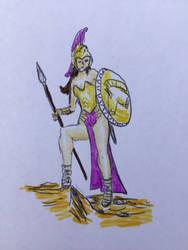 Amazon Hoplite sketch