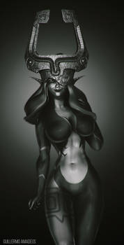 Midna Redesign