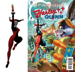 Convergence Harley Quinn Vol 1 2 by Ondervragen
