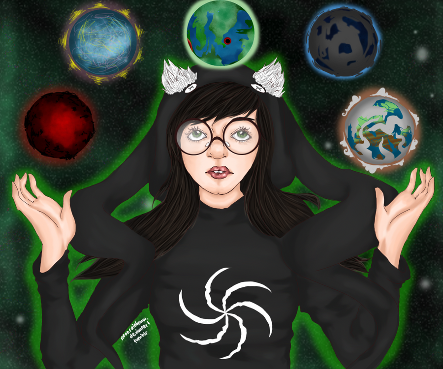 Homestuck track contest entry! by NeonRainboww