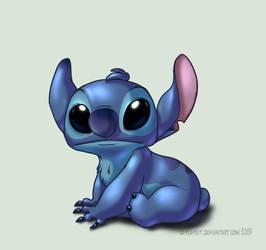 Stitch is love by kaykaykit