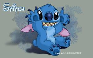 Stitch by kaykaykit