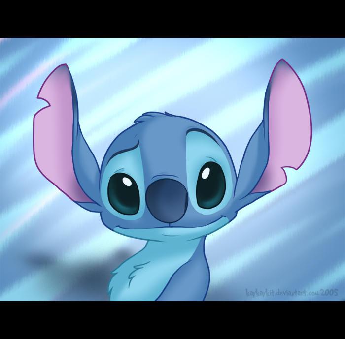 Stitch Is Da Alien By Kaykaykit