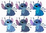 Stitch Colours