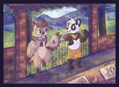 Gift for Paco Panda