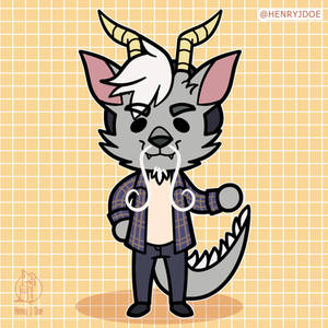Aggretsuko Style Commissions