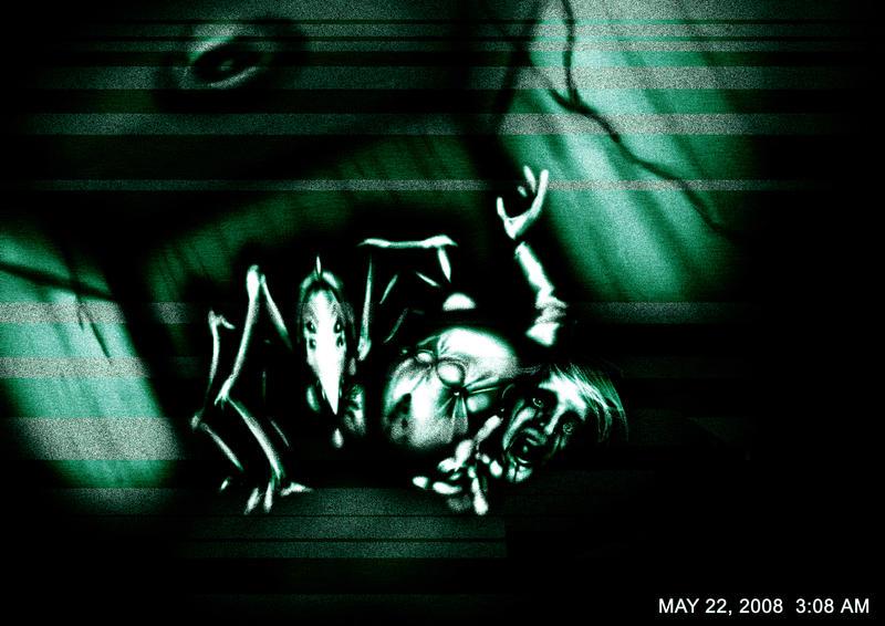 Cloverfield parasite venom by Lucius-Ferguson on DeviantArt