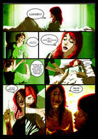 SH comic page 2 new version by Lucius-Ferguson