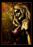 Harley Quinn by Lucius-Ferguson