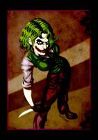 Joker girl by Lucius-Ferguson