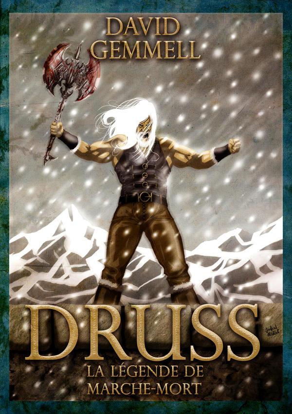 Druss by Lucius-Ferguson