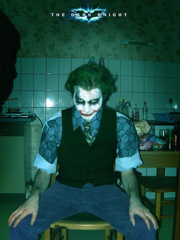 Hallowen Joker encore by Lucius-Ferguson