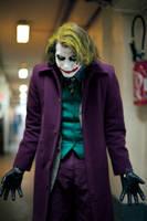 Joker cosplay enieme 2 by Lucius-Ferguson