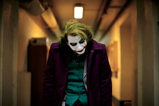 Joker cosplay enieme 5