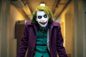 Joker cosplay enieme 15 by Lucius-Ferguson