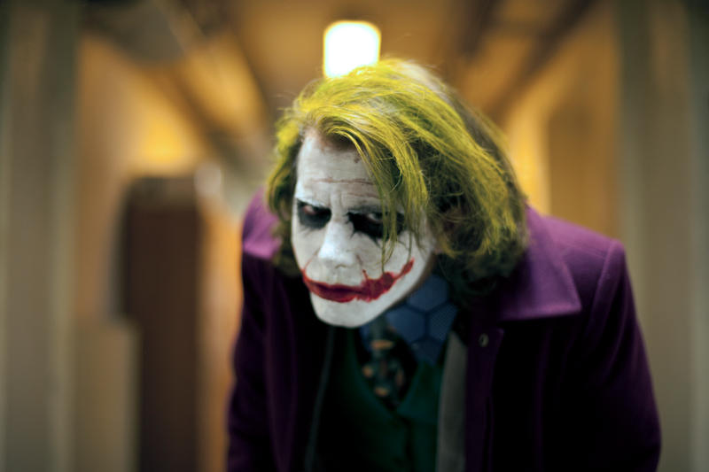 Joker cosplay enieme 16 by Lucius-Ferguson