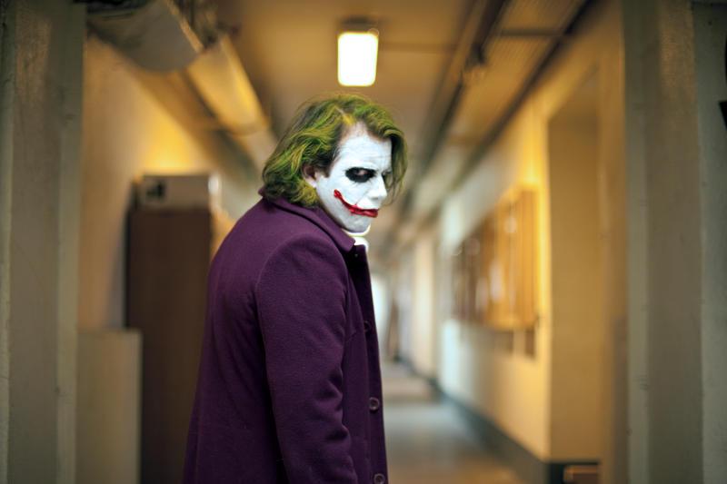 Joker cosplay enieme 17 by Lucius-Ferguson