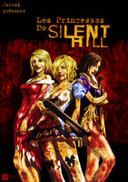 Princesses of Silent Hill by Lucius-Ferguson