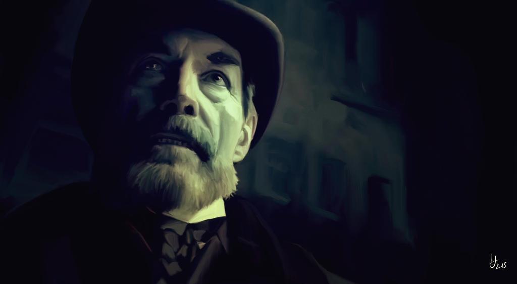 sir malcolm penny dreadful by Lucius-Ferguson