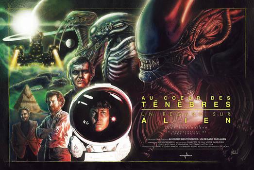 Alien documentary poster