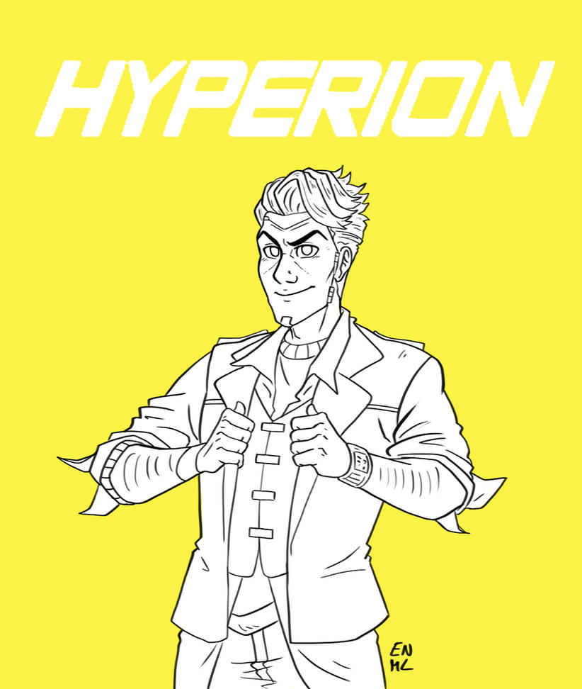 Handsome Jack by ENMadLemon