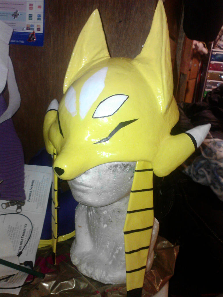 sakuyamon mask 5 by xXx-Lilith-xXx