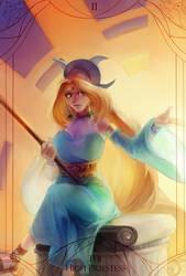 High Priestess - THEIA