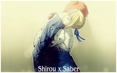 Shirou X Saber User Profile Deviantart