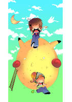 pikacitronwilloupikiprout by Willow-San