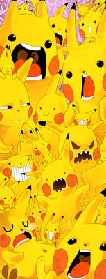 Full Of Pikachu