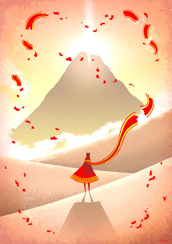 Journey again by Willow-San